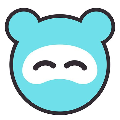 "Sevi bohócos fa betű ""B"""