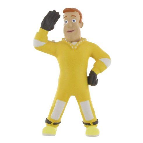 Comansi Sam, a tűzoltó - Sam bevetési ruhában játékfigura - 99952