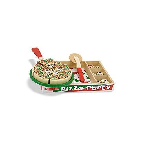 Melissa & Doug Sütét-Főzés, Pizza Party
