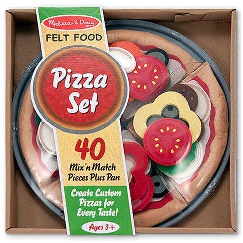 Melissa & Doug Sütés-főzés, Pizza
