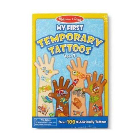 Melissa & Doug My Firsrt tetoválás - Fiú