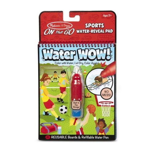 Melissa & Doug Rajzolás vízzel - Sport