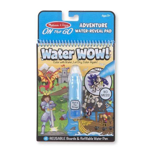 Melissa & Doug Kreatív játék, Rajzolás vízzel - Kalandozás