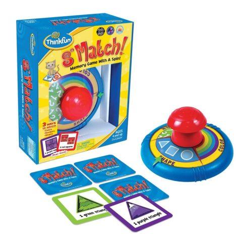 Thinkfun S'match társasjáték - új kiadás
