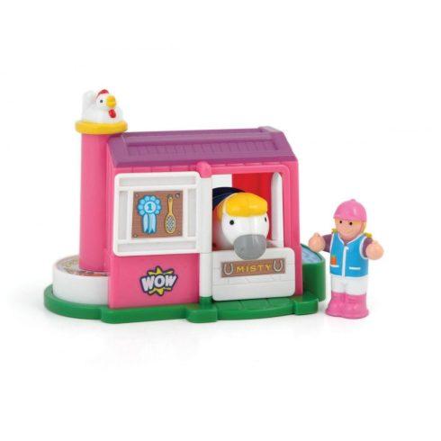 Wow Misty a ló és Molly