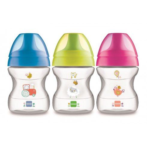 MAM Learn to Drink Cup itatópohár 6m+ 190 ml