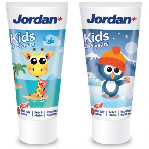 Jordan gyermek fogrém 0-5 év