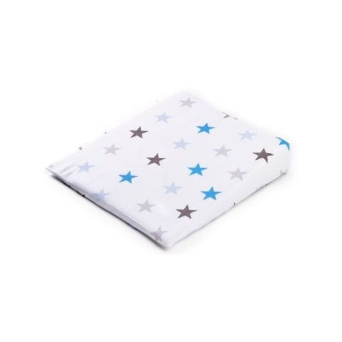Sensillo párnahuzat - reflux ellen - 38x30 cm - Kék-Fehér Csillag
