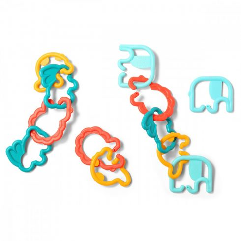 BabyOno Link N' Play lánc rágóka