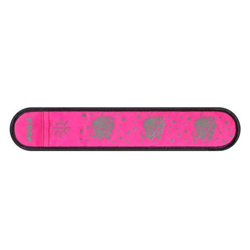 Reer MyTwinkleGuard LED karpánt - rózsaszín