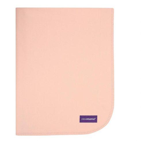 Clevamama Tencel univerzális matracvédő 70x90cm - Rózsaszín