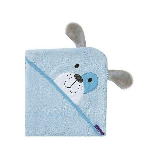 Clevamama Babatörölköző bambusz  - Kék Kutyus